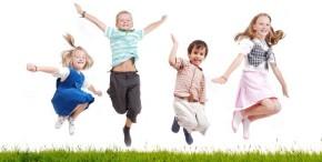 Kinder Fitness Sport bei der Medical Fitness Academy