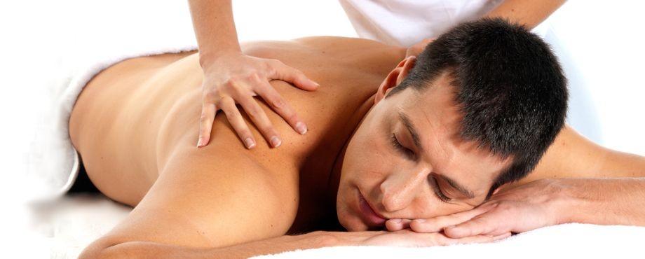 Sportmassage bei der Medical Fitness Academy