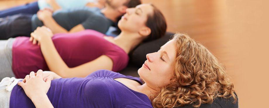 Übungsleiter für Progressive Muskelrelaxation nach Jacobson (PMR) bei der Medical Fitness Academy