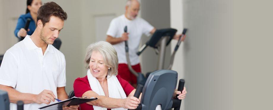Senioren Fitness Trainer