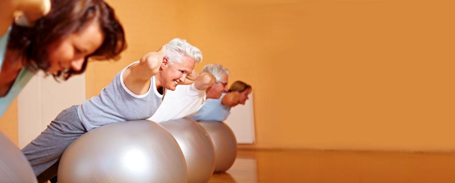 Group Fitness Trainer für Gesundheitskurse