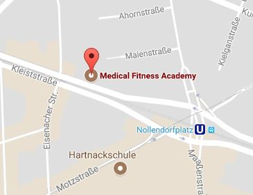 standort Medical Fitness Academy